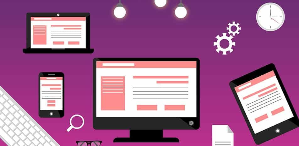 Responsive Web Design - Infintech Designs