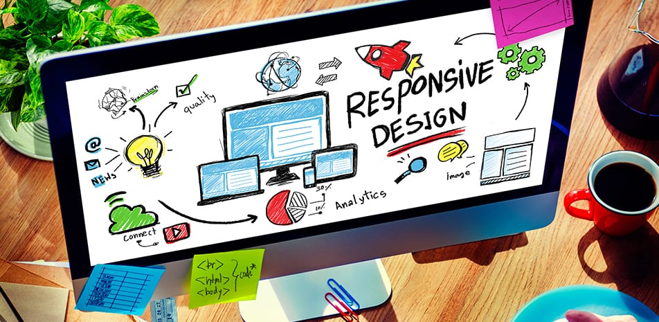 Responsive Site Design - Infintech Designs
