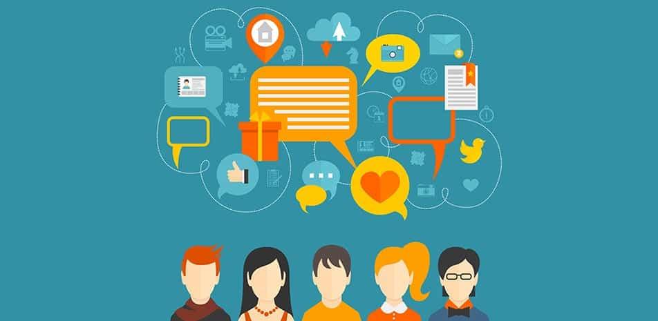 Encourage Content Sharing - Infintech Designs
