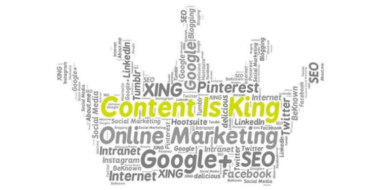 Content Marketing Good for SEO - Infintech Designs