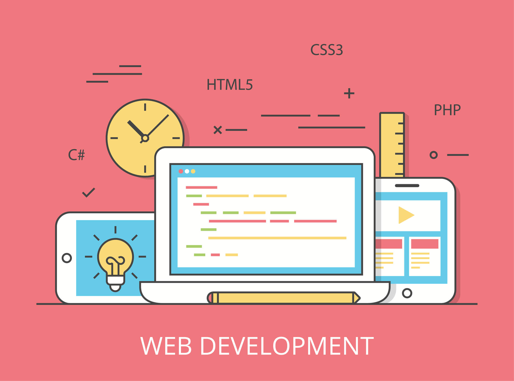 Infintech Designs Web Development Services