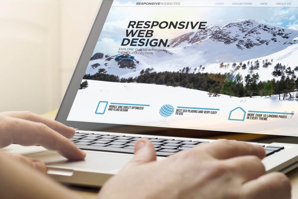 adaptive vs responsive website design - Infintech Designs