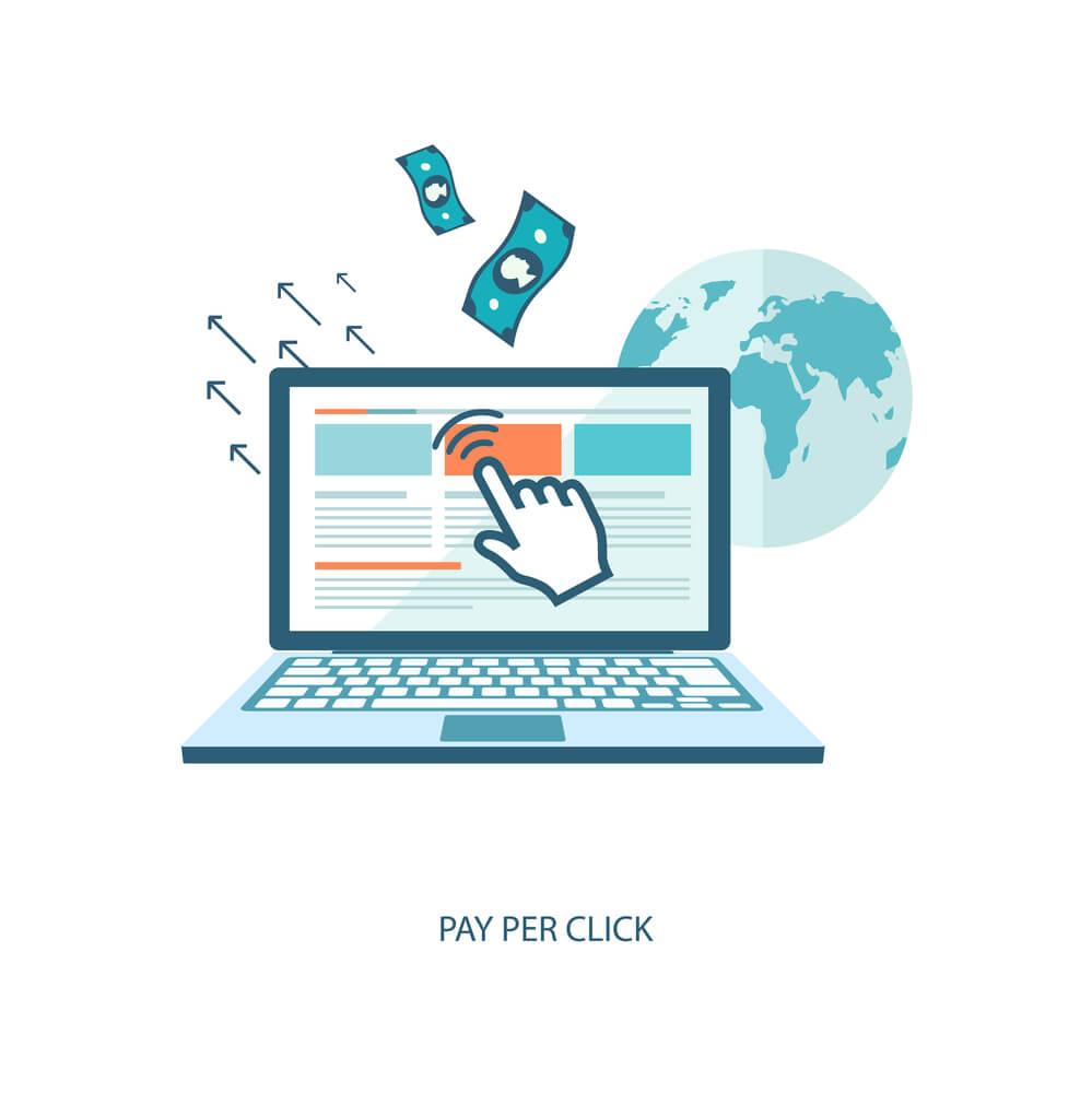 pay per click ads - Infintech Designs